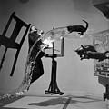 Salvador Dali 1904-1989 by Granger