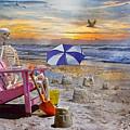 Sam's  Sandcastles by Betsy Knapp