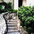 San Antonio Stairway by Will Borden