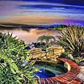 San Clemente Estate by Kathy Tarochione