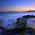 San Juan Sunset by Mike  Dawson