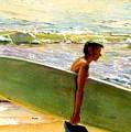 San O Man by Kathy Dueker