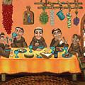San Pascuals Table 2 by Victoria De Almeida