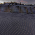 Sand Fence At Robert Moses by Jim Dohms