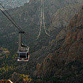 Sandia Peak Cable Car by Joe Kozlowski