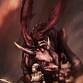 Sarah's Dragon by Ethan Harris