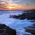 Schoodic Seas by Patrick Downey