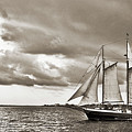 Schooner Pride Tallship Charleston SC by Dustin K Ryan