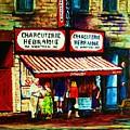 Schwartzs Famous Smoked Meat by Carole Spandau