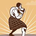 Scottish Games by Aloysius Patrimonio