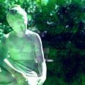 Sculpture In A Park by Susanne Van Hulst