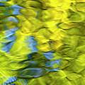 Sea Breeze Mosaic Abstract Art by Christina Rollo
