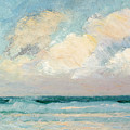 Sea Study - Morning by AS Stokes