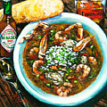 Seafood Gumbo by Dianne Parks