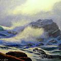 Seascape Study 8 by Frank Wilson