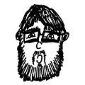 Self Comic Drawing by Karl Addison