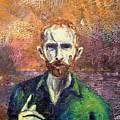 Self Portrait by John  Nolan