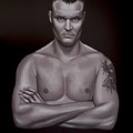 Semmy Schilt by Paul Meijering