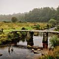 Postbridge Clapper on Dartmoor