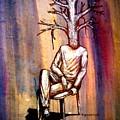 Series Trees Drought 2 by Paulo Zerbato