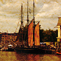 Setting Sail From Bristol by Brian Roscorla