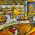 Seurat: Circus, 1891 by Granger