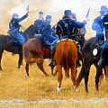 Seventh Cavalry In Action by David Lee Thompson