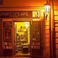 Shakespeares' Bookstore-prague by John Galbo