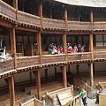 Shakespeare's Globe Theater C378 by Charles  Ridgway