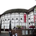 Shakespeare's Globe Theater by Charles  Ridgway