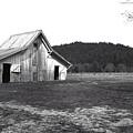 Shasta Barn by Kathy Yates