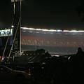 Shea Stadium by Chuck Kuhn