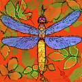 Shining Dragonfly by Mary Ogle