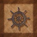 Ship's Wheel by Tom Mc Nemar