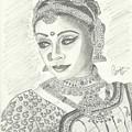 Shobana Chandrakumar-bharatanatyam Dancer by Priya Paul