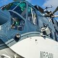 Sikorsky S-61n by Lynda Dawson-Youngclaus