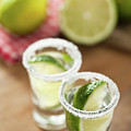 Silver Tequila, Limes And Salt by by Marion C. Haßold, www.marionhassold.com