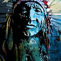 Sioux Chief by Paul Sachtleben