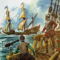Sir Francis Drake by Peter Jackson