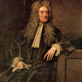 Sir Isaac Newton  by Sir Godfrey Kneller
