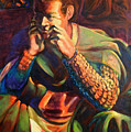 Sir Lancelot by David Matthews