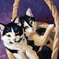 Sisters by Pat Burns