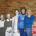 Six Generations Of Women by Betty Pieper