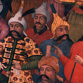 Six Sultans by Carl Purcell