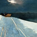 Sleigh Ride by Winslow Homer