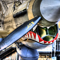 Smithsonian Air and Space Print by JC Findley
