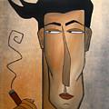 Smoke Break by Tom Fedro - Fidostudio