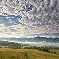 Smokies Cloudscape by Andrew Soundarajan