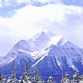 Snowy Mountain by Elena Elisseeva