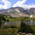 Snowy Mountain Loop 9 by Marty Koch
